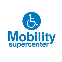 mark for MOBILITY SUPERCENTER, trademark #85486847