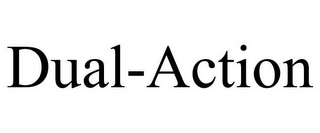mark for DUAL-ACTION, trademark #85487090