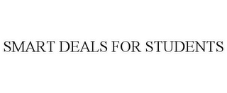 mark for SMART DEALS FOR STUDENTS, trademark #85487431