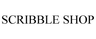 mark for SCRIBBLE SHOP, trademark #85487671