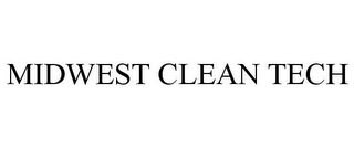 mark for MIDWEST CLEAN TECH, trademark #85488533