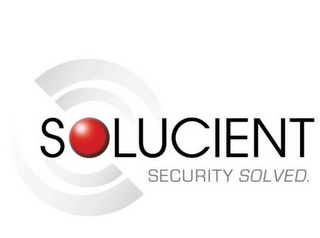 mark for SOLUCIENT SECURITY SOLVED., trademark #85488699