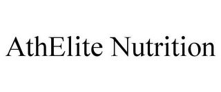 mark for ATHELITE NUTRITION, trademark #85488834