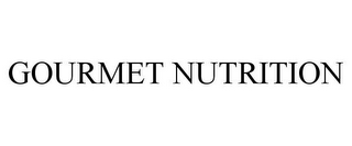mark for GOURMET NUTRITION, trademark #85489392