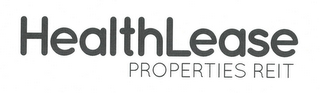 mark for HEALTHLEASE PROPERTIES REIT, trademark #85489627