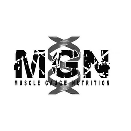 mark for MGN MUSCLE GAUGE NUTRITION, trademark #85489755