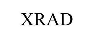 mark for XRAD, trademark #85490131