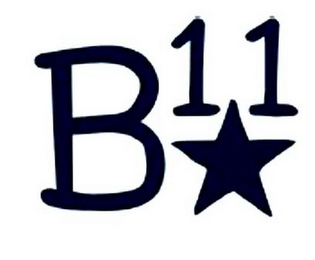 mark for B11, trademark #85490240