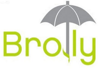 mark for BROLLY, trademark #85490526