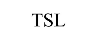 mark for TSL, trademark #85490648