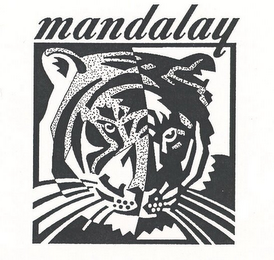 mark for MANDALAY, trademark #85490739