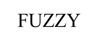 mark for FUZZY, trademark #85490741