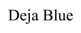 mark for DEJA BLUE, trademark #85490999