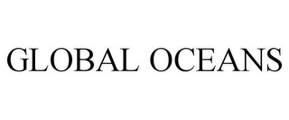 mark for GLOBAL OCEANS, trademark #85491093