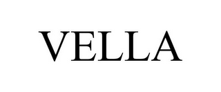 mark for VELLA, trademark #85491448