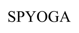 mark for SPYOGA, trademark #85491467