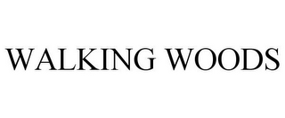 mark for WALKING WOODS, trademark #85491822