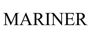 mark for MARINER, trademark #85491968