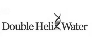 mark for DOUBLE HELIX WATER, trademark #85492003