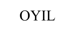 mark for OYIL, trademark #85492248