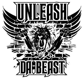 mark for UNLEASH DA BEAST, trademark #85492267
