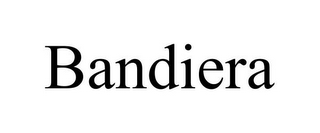 mark for BANDIERA, trademark #85492439