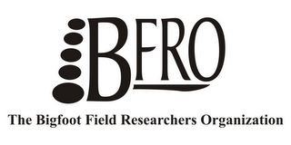 mark for BFRO THE BIGFOOT FIELD RESEARCHERS ORGANIZATION, trademark #85492546