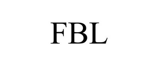 mark for FBL, trademark #85492851