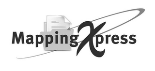 mark for MAPPINGXPRESS, trademark #85493056