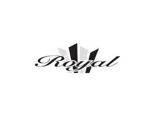 mark for ROYAL, trademark #85494105