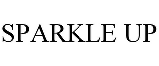 mark for SPARKLE UP, trademark #85495056
