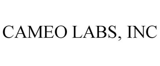 mark for CAMEO LABS, INC, trademark #85495750