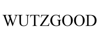 mark for WUTZGOOD, trademark #85495771