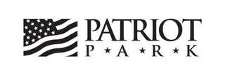 mark for PATRIOT P A R K, trademark #85495883