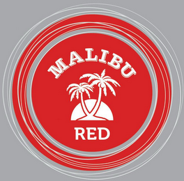 mark for MALIBU RED, trademark #85495927