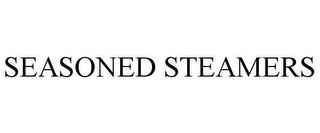 mark for SEASONED STEAMERS, trademark #85496317