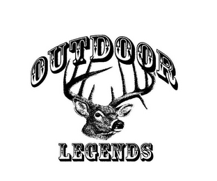 mark for OUTDOOR LEGENDS, trademark #85497632