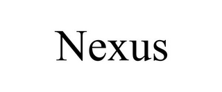 mark for NEXUS, trademark #85497851