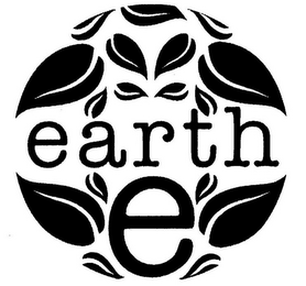 mark for EARTH E, trademark #85498509