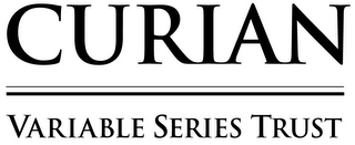 mark for CURIAN VARIABLE SERIES TRUST, trademark #85498517