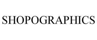 mark for SHOPOGRAPHICS, trademark #85499486