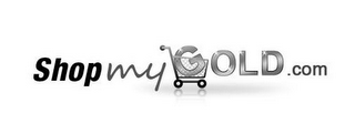 mark for SHOPMYGOLD.COM, trademark #85499509