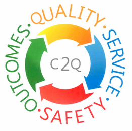 mark for C2Q QUALITY SERVICE SAFETY OUTCOMES, trademark #85500253
