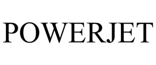 mark for POWERJET, trademark #85500347
