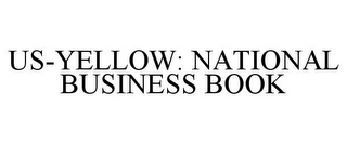 mark for US-YELLOW: NATIONAL BUSINESS BOOK, trademark #85500808