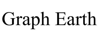 mark for GRAPH EARTH, trademark #85501076