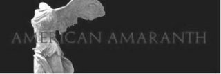 mark for AMERICAN AMARANTH, trademark #85501332