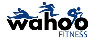 mark for WAHOO FITNESS, trademark #85501706