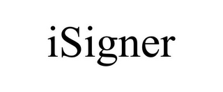 mark for ISIGNER, trademark #85502473