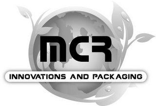mark for MCR INNOVATIONS AND PACKAGING, trademark #85502492